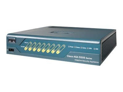 Cisco ASA 5505 50 BUN K9
